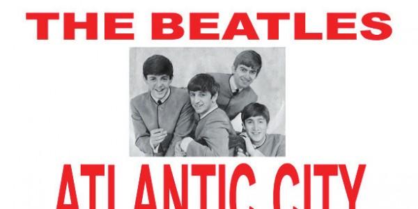 Beatles Poster Wildwood Crest