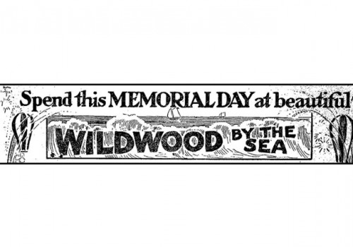 Memorial Day in Wildwood