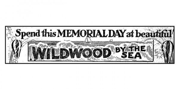 Memorial Day in Wildwood