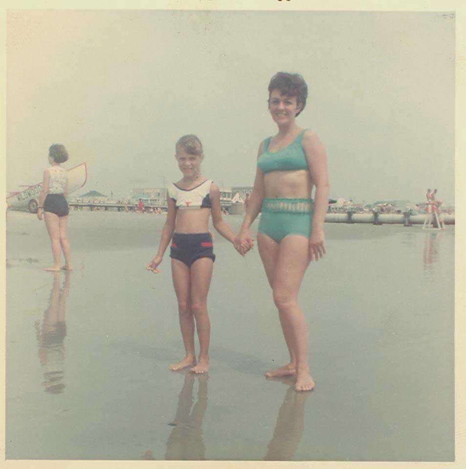 Michele & Mom
