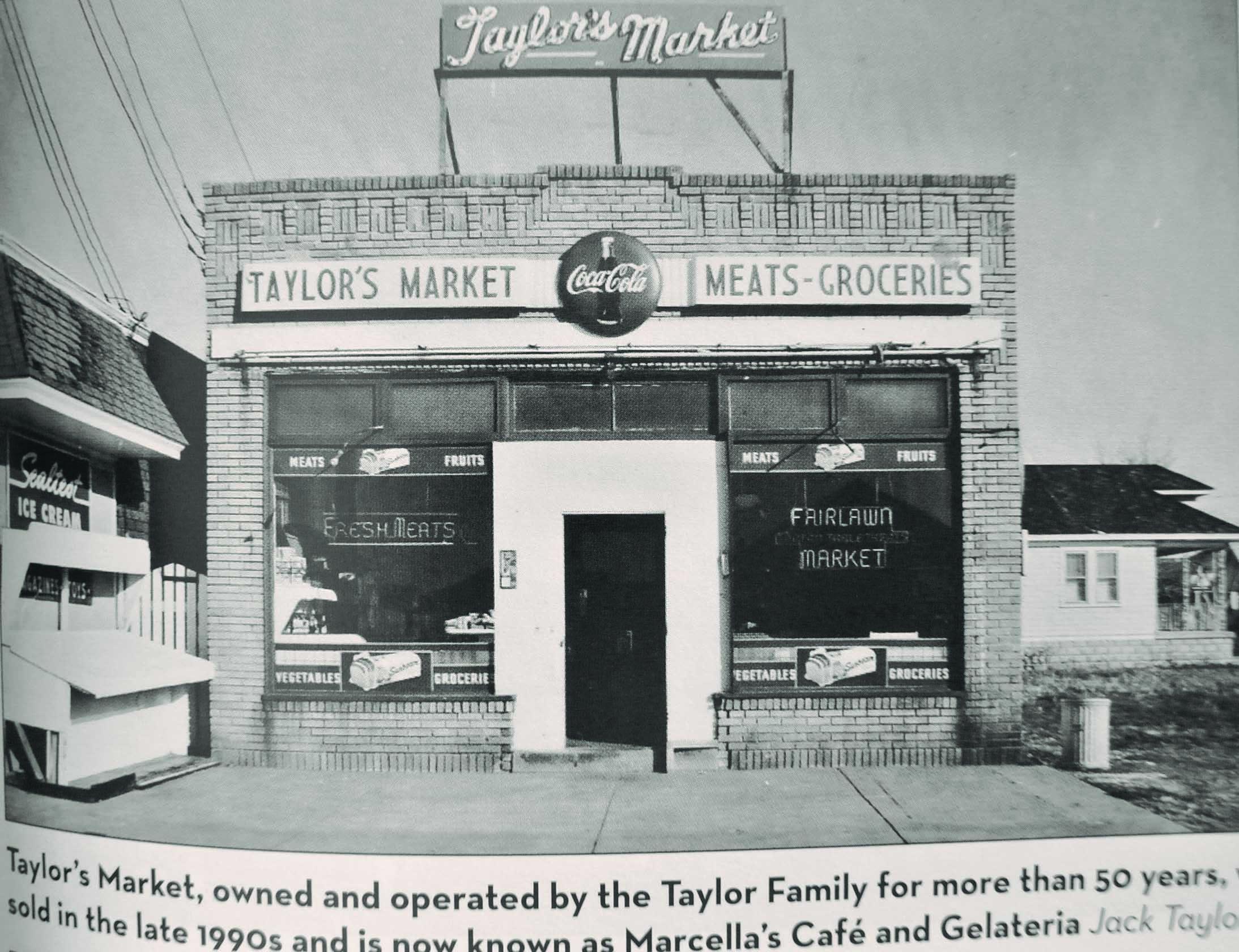 Taylors Market old