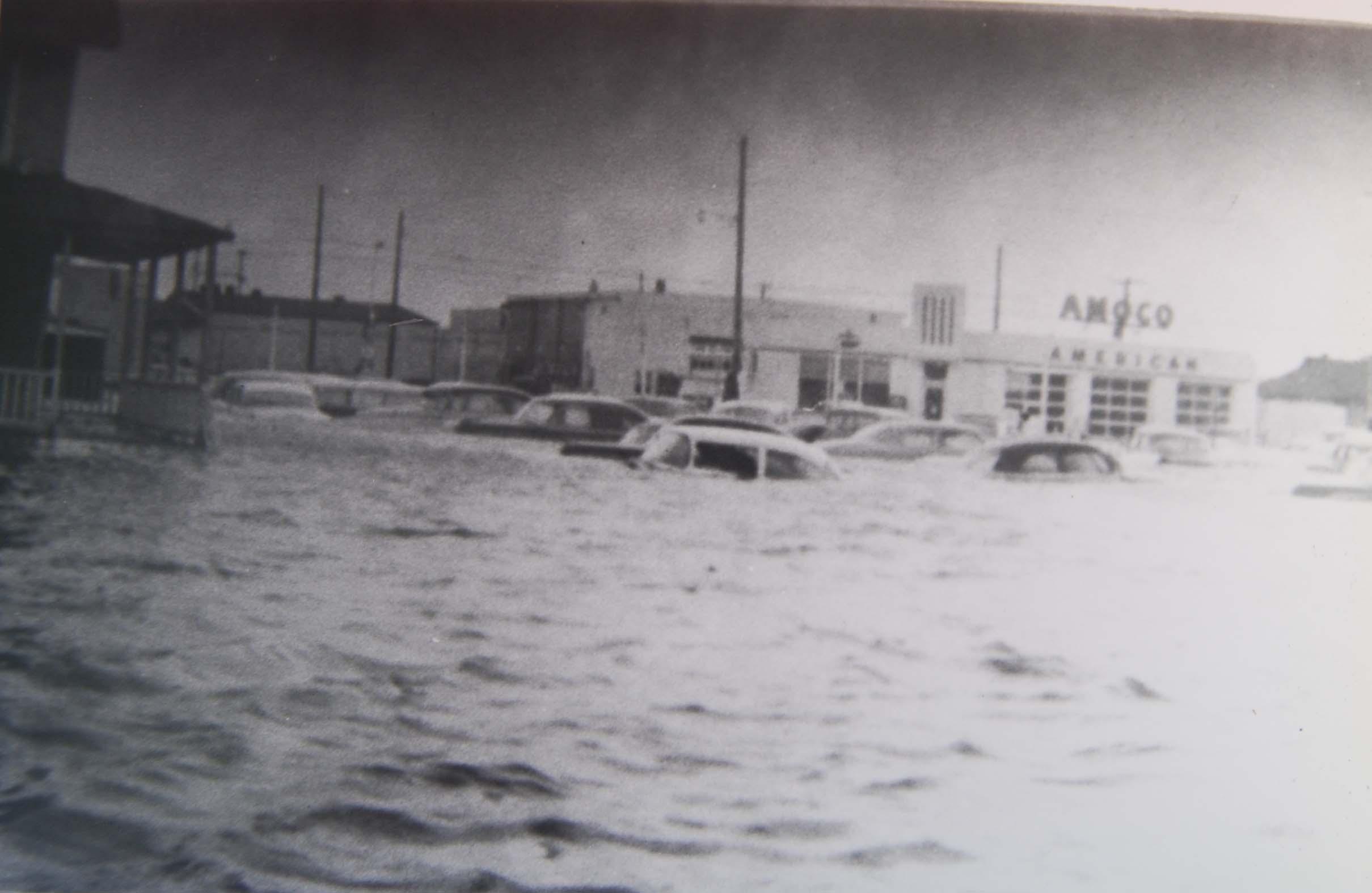 Cars Under Water 62 Flood