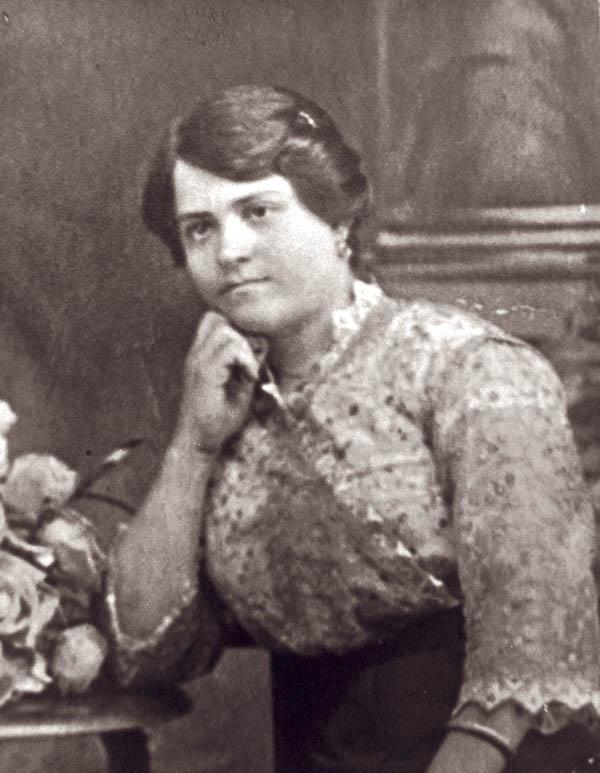 portrait 1916