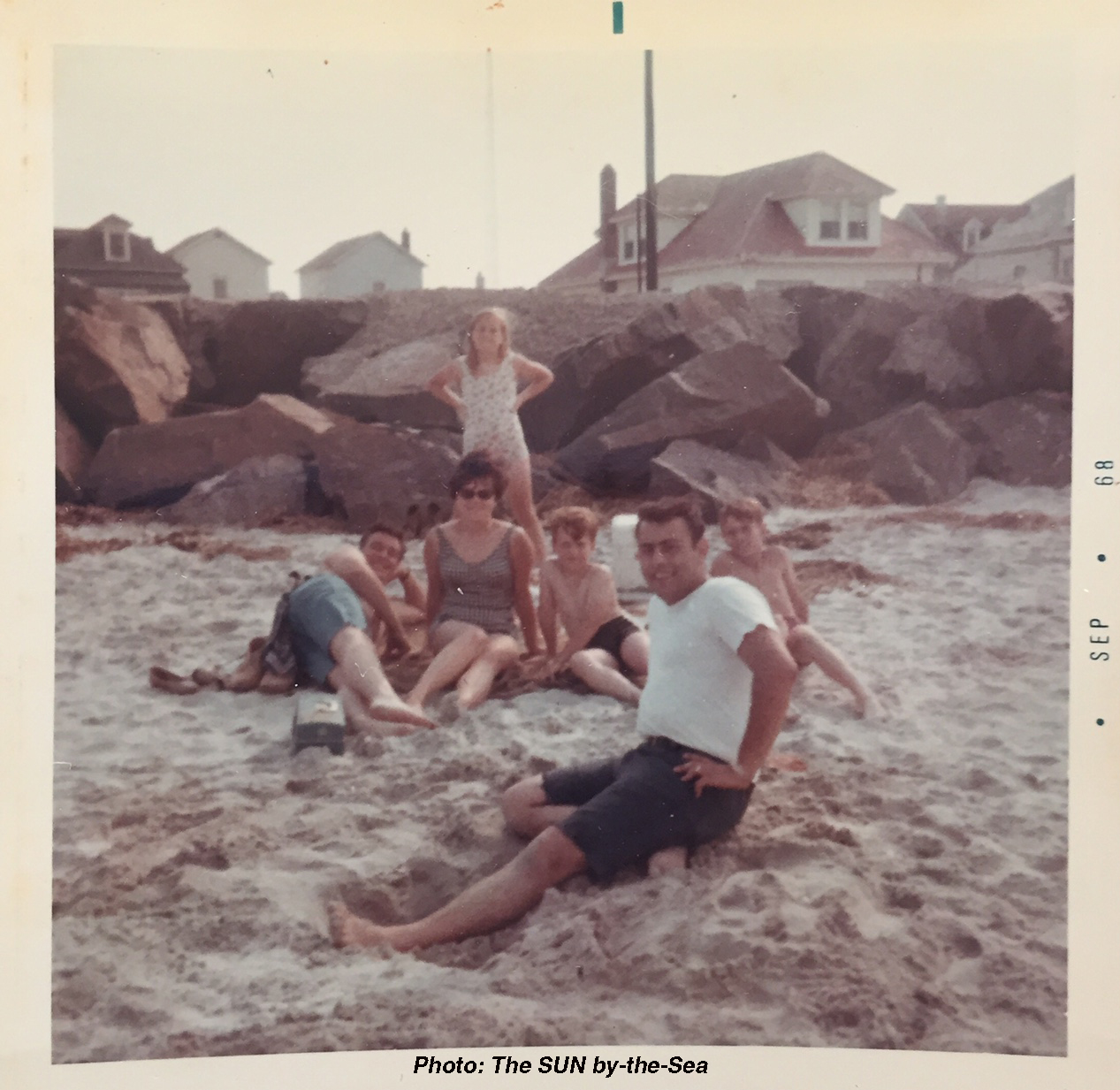 Moores Beach Party 68